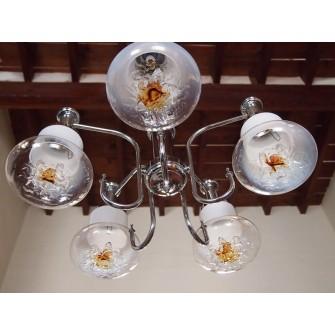 Lámpara de Opalina